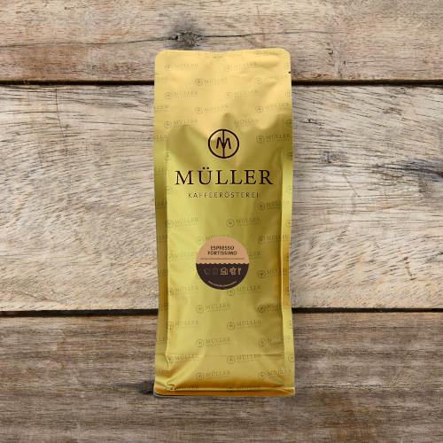 Espresso Fortissimo Kaffetüte