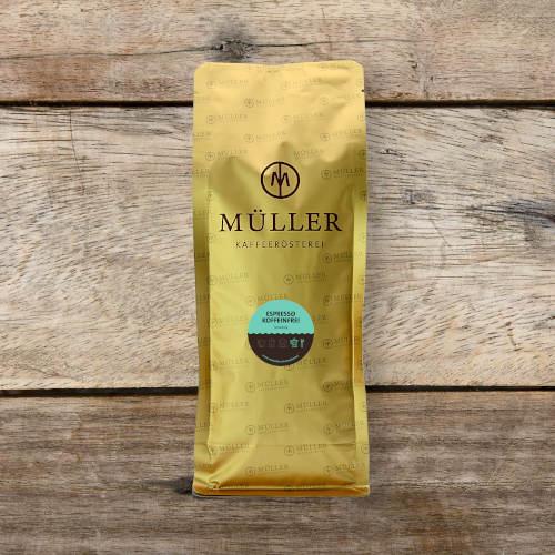 Espresso Koffeinfrei Kaffeetüte