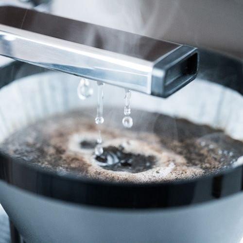 Kilterkaffee in der Kaffeemaschine zubereiten