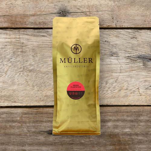 Indien Plantation Kaffeetüte