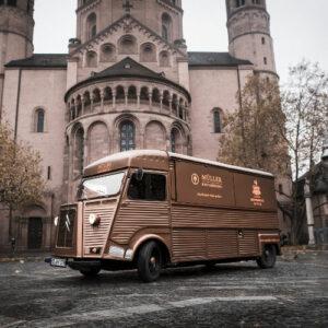 Kaffeemobil Mainzer Dom