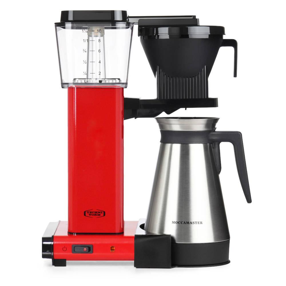 Maccamaster Kaffeemaschine KBGT in Rot kaufen