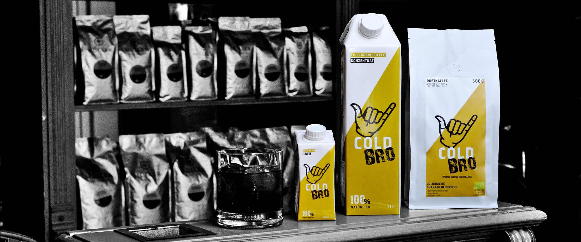 Cold Brew Kaffee online bestellen