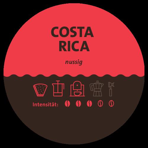 Costa Rica Tarrazu Kaffee