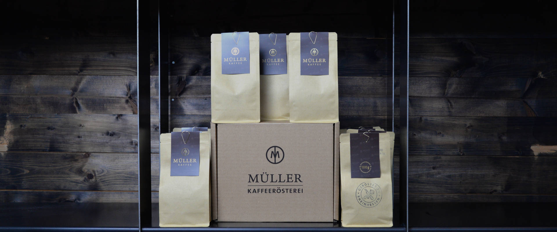 Kaffee und Espresso Probierpakete online bestellen