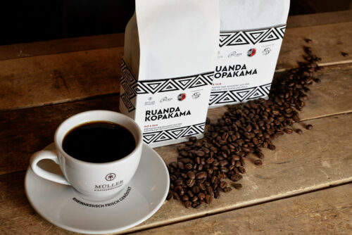 Ruanda Kaffee Müller